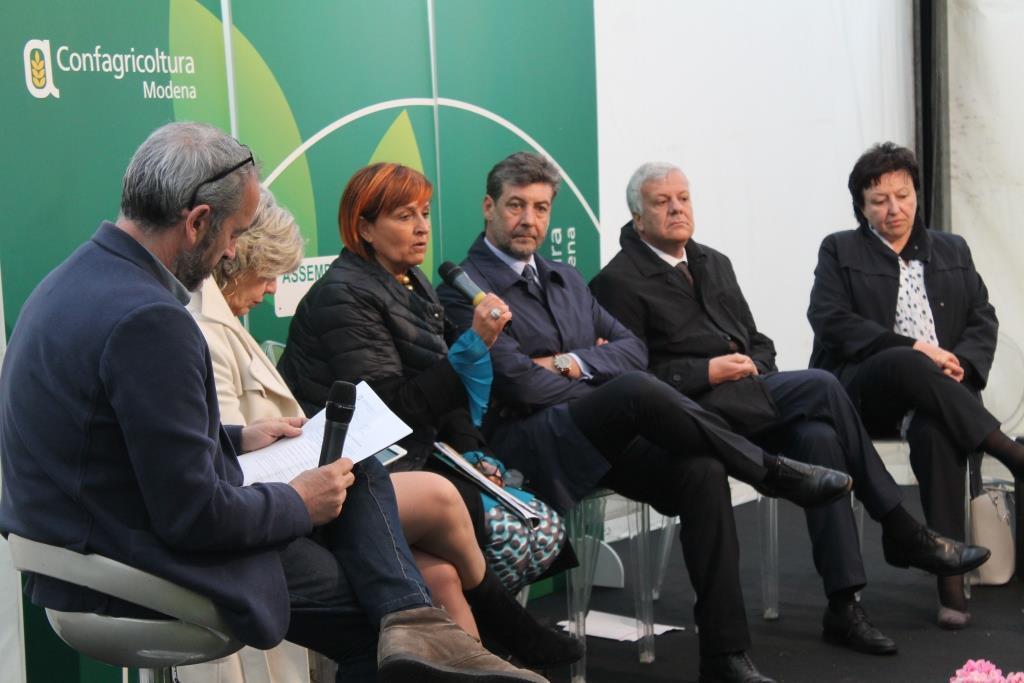 Confagricoltura_Modena_Assemblea2016_Relatori