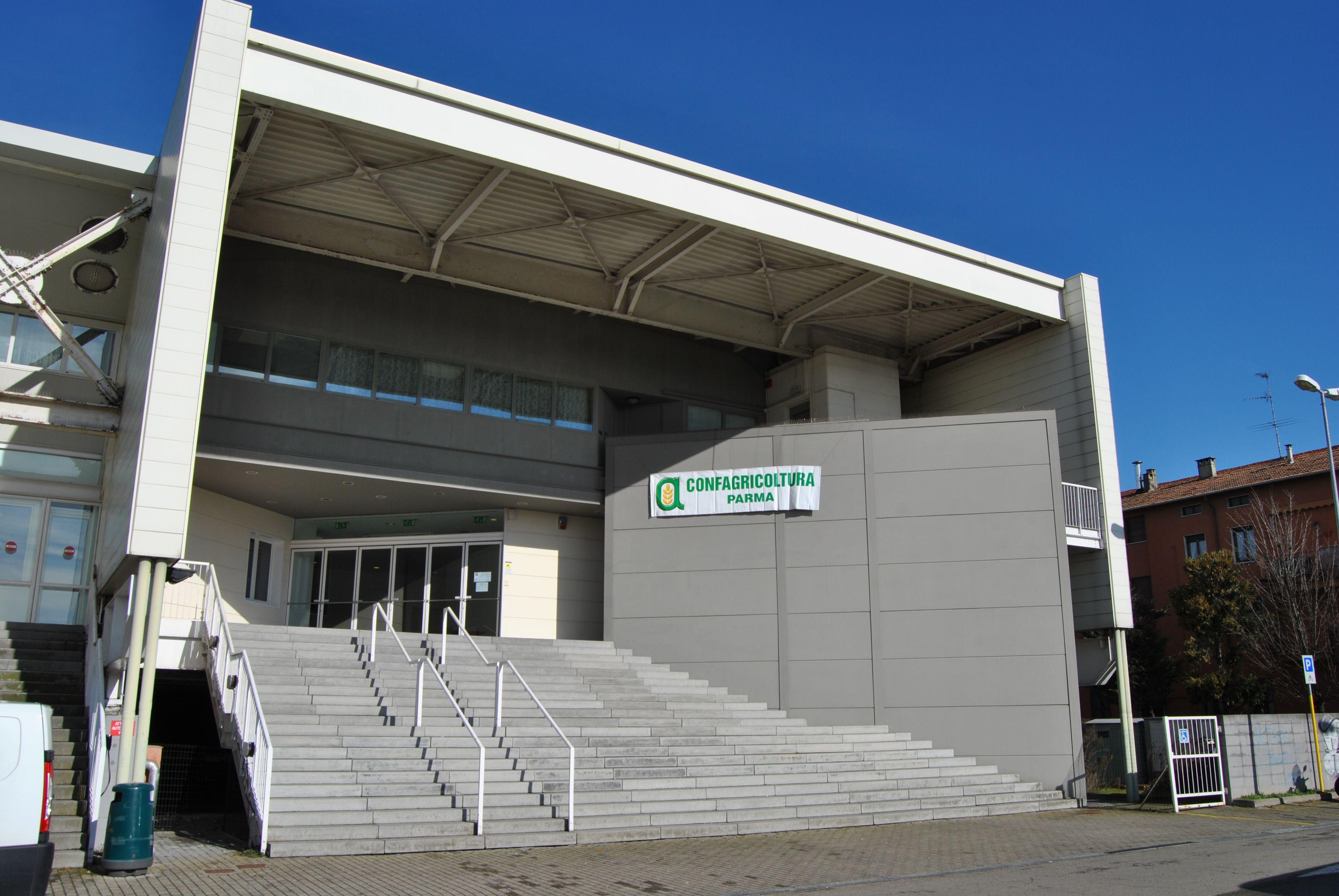 31 PRIMA PAGINA Inaugurazione nuova sede Confagricoltura Parma