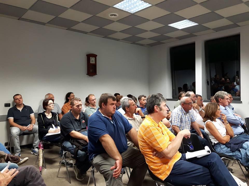 1 Pubblico in sala