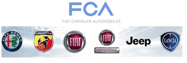 ACCORDO CON FCA FIAT ITALY S.P.A.