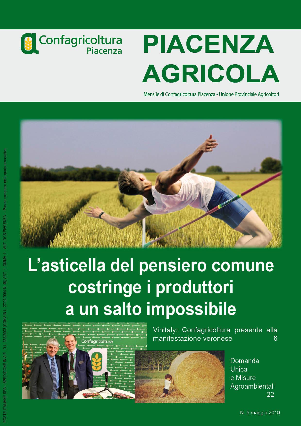 Piacenza Agricola - Maggio 2019